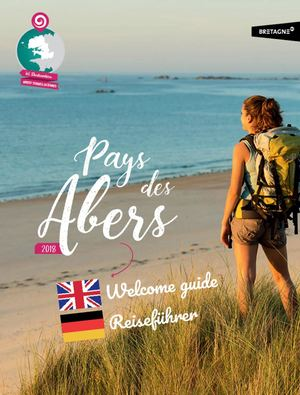 Guide accueil 2018 Pays Des Abers  Anglais - Allemand