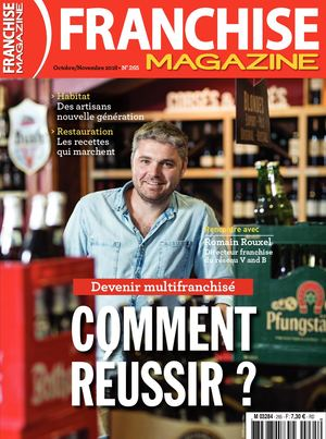 FRANCHISE MAGAZINE N°265