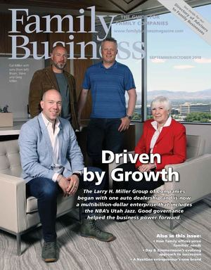 Family Business Magazine—September/October 2018
