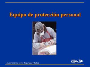 Personal Protective Equipment In General Industry Spanish (1)