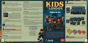 Kids Of London Règles