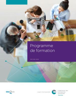 Programme Formation 2018-2019