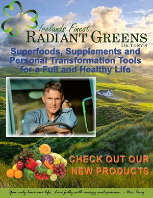 Radiant Greens Catalog Reboot 2018