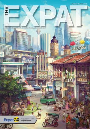 The Expat October 2018