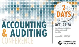 2018 Accounting & Auditing Conference