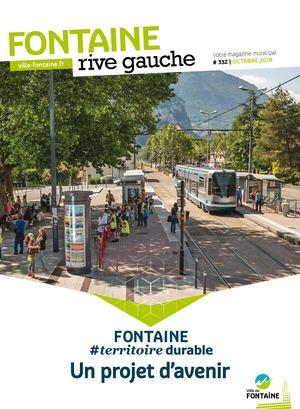 Fontaine Rive Gauche 332 Octobre 2018
