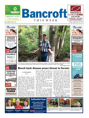 Bancroft This Week Sept 28, 2018