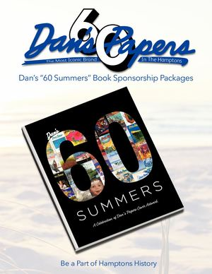 Dans 60 Summers Packages