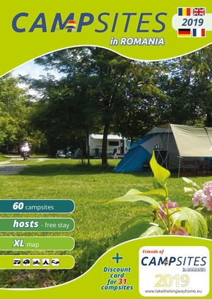 Campsites in Romania 2019