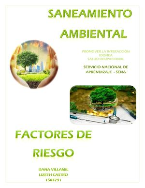 Cartilla Saneamiento Ambiental