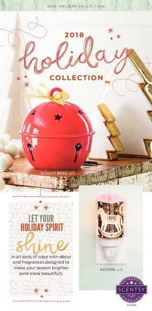 Holiday Collection Brochure