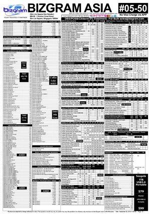 Calaméo - 001 Bizgram Daily Diy Pricelist