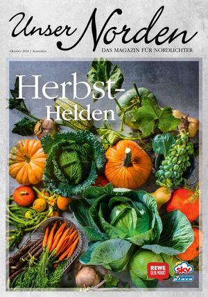 »Unser-Norden« Magazin  [10/2018]
