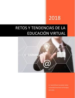 Revista Digital, retos y tendencias de la educación virtual