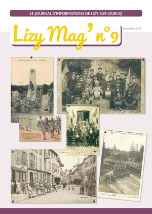 Lizy Mag' N° 9 - Septembre 2018