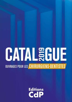 ffc09d537c0a89 Calaméo - Catalogue Editions CdP 2019 Chirurgiens Dentistes