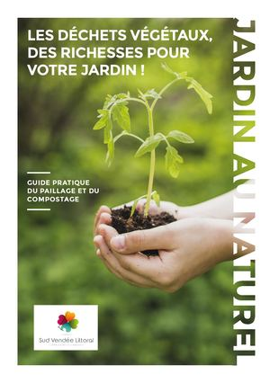 Guide Jardin au naturel Paillage Compostage