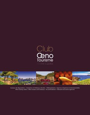 Brochure Club Oeno Tourisme Occitanie - 2018