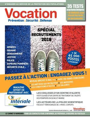 439beb6bf0c Calaméo - VOCATION PRÉVENTION SÉCURITÉ DÉFENSE 2018-2019
