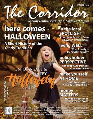 Corridor October 2018 Issue
