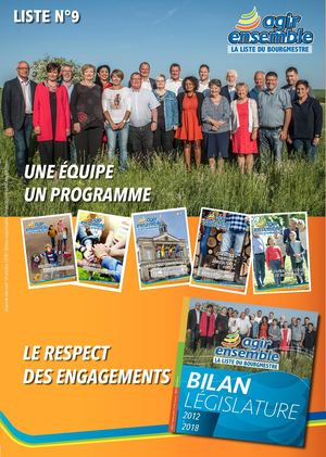Brochure Finale Candidats 2018