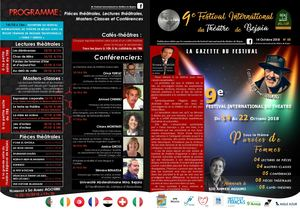 Festival international du théâtre de Béjaïa