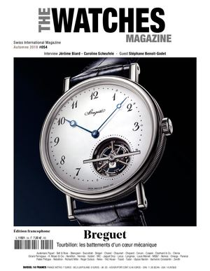 THE WATCHES MAGAZINE #054 FR