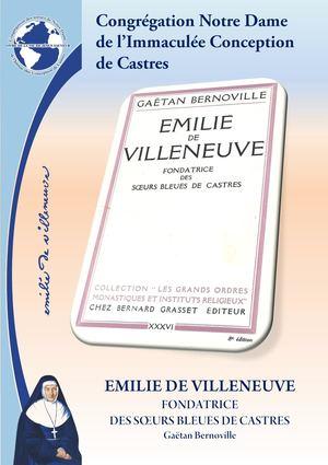 e7c8c5356c56 Bernoville Gaëtan - Emilie dee Villeneuve Fondatrice des Soeurs Bleues de  Castres