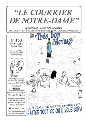 Courrier de ND n°153