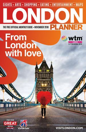 Calamo London Planner November 2018 Wtm Edition
