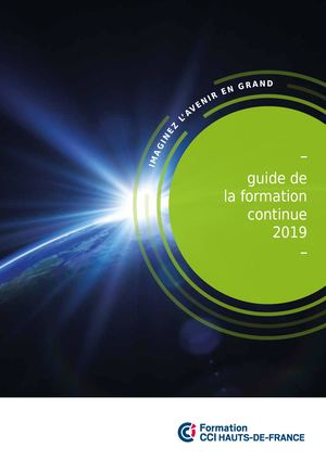 Calaméo Le Catalogue 2019 Des Formations Cci Hauts De France