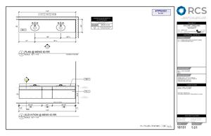 SHOP DRAWINGS 18151A [745]
