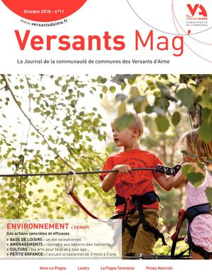 Versants Mag 11 Octobre 2018