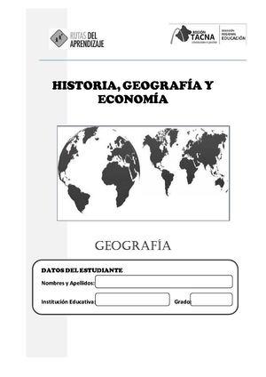 Calaméo Ece Geografía Nociones Generales De Geografía
