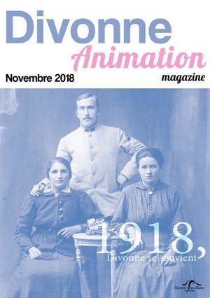 DIVONNE ANIMATION MAGAZINE - Novembre 2018