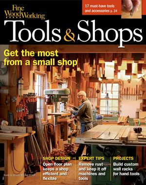 Fine Woodworking #272 Winter 2018/2019 Tools and Shops Preview