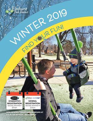 Calaméo - Elmhurst Park District Winter 2019 Brochure