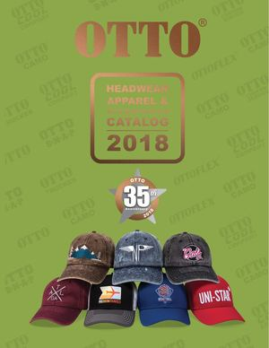 e93946cd0db Calaméo - OTTO Cap Catalog 2018