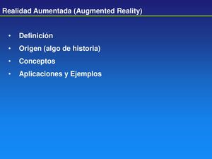 Augemented Reality111010 Copia