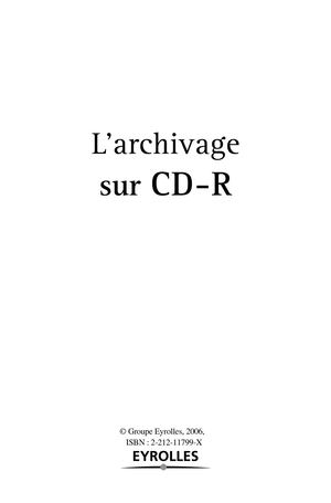 L'archivage sur CD-R - TDM_Collectif.pdf