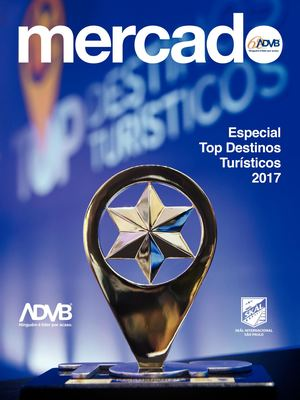 Revista Mercado - Premio TOP Destinos Turísticos 2017
