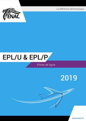 Notice EPL/UP 2019