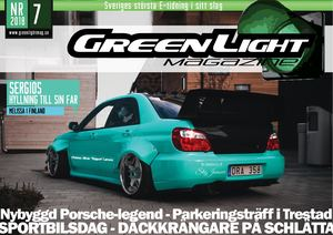 GreenLight Magazine nr 3
