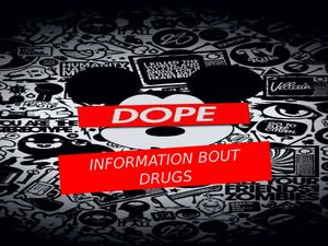 Information Bout Drugs