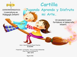 Cartilla, Practica 2