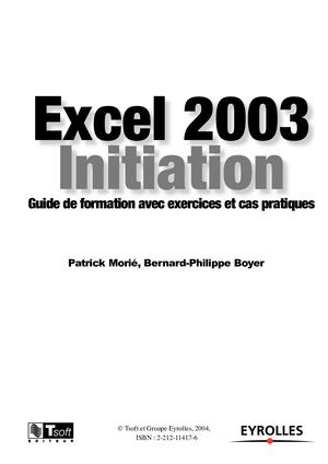 Excel 2003 initiation - Tdm_Morie.pdf