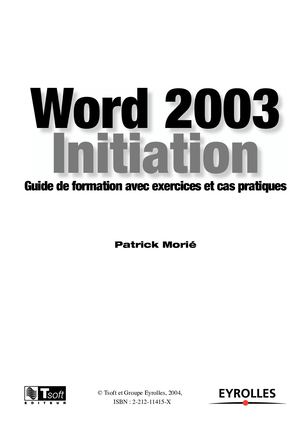 Word 2003 initiation - Tdm_Morie.pdf