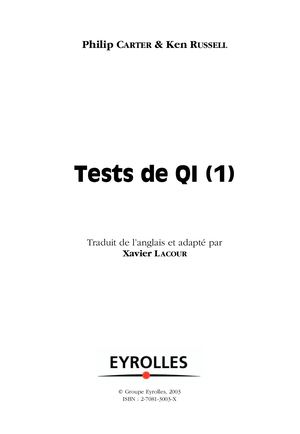 Test de QI - tome 1 - Test_Carter_Russel.pdf