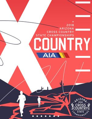 2018 AIA State Cross Country Championships