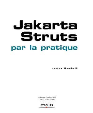 Calameo Jakarta Struts Par La Pratique 03 Pdf